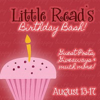 Birthday Bash Day 5 + Cover Reveal!!