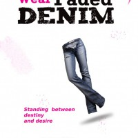 Guest Post & Character Interview from Superheroes Wear Faded Denim