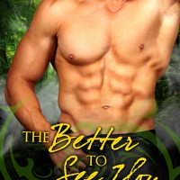 Cover Reveal: The Better to See You by Kate SeRine