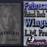 Book Tour: Winged by LM Pruitt