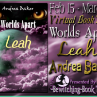 Book Tour: Worlds Apart Leah by Andrea Baker Guest Post & Excerpt