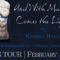 Book Tour: And With Madness Comes the Light by Karina Halle