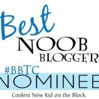 Book Blogger Twitter Con – Award Nomination!