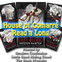 House of Comaree Read A Long: Blood Rights Review