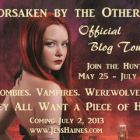 Jess Haines Stops by For a Guest Post and Giveaway!!