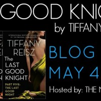 Book Tour, Review, & Giveaway: The Last Good Knight Series by Tiffany Reisz