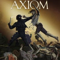 Interview and Review: The Zombie Axiom by David Monette