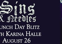 Release Day Blitz: Sins & Needles by Karina Halle plus Giveaway