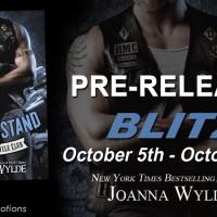 Pre-Release Blitz: Reaper's Stand by Joanna Wylde