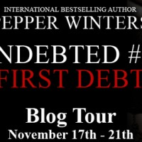 First Debt by Pepper Winters Blog Tour w/Review & Giveaway