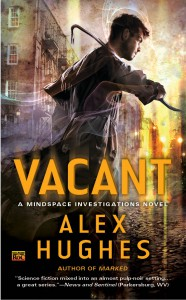 VACANT by Alex Hughes – Interview plus GIVEAWAY