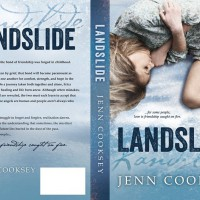 Cover Reveal: Landslide by Jenn Cooksey