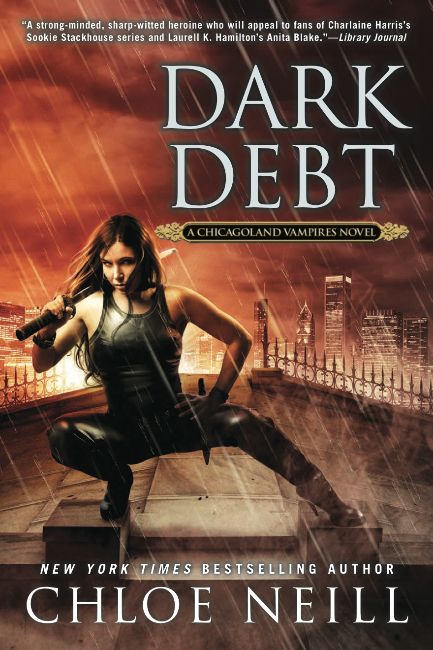 Blog Tour: Dark Debt by: Chloe Neill
