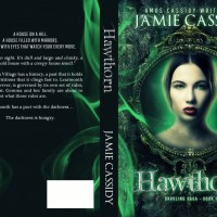 Cover & Blurb Reveal + Review – Hawthorn by Jamie Cassidy