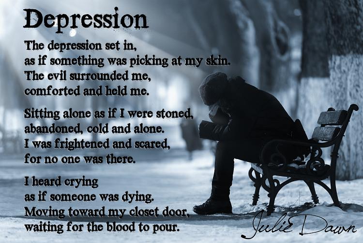 depression - poem