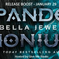 Discover The Secrets in Pandemonium by Bella Jewel * Giveaway *