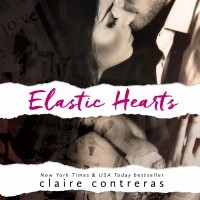 Cover Reveal: Elastic Hearts by Claire Contreras