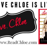Love, Chloe by Alessandra Torre is LIVE!!!
