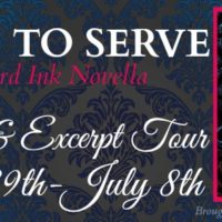 Review & Excerpt Tour: Hard To Serve by Laura Kaye