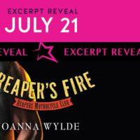 Excerpt Reveal: Reaper's Fire by Joanna Wylde