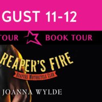 Book Tour: Reaper's Fire by Joanna Wylde