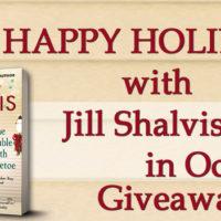 Happy Holidays with Jill Shavis……..in OCTOBER!!