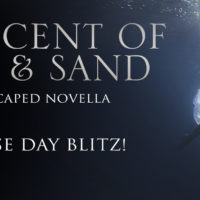 Release Day Blitz: The Scent of Salt and Sand by P.C. & Kristin Cast plus GIVEAWAY