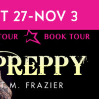 Book Tour: Preppy – The Life and Death of Samuel Clearwater (Part One) by T.M. Frazier