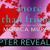 Chapter Reveal: More Than Friends by Monica Murphy