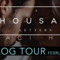 Blog Tour: A Thousand Letters by Staci Hart