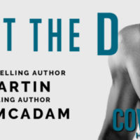Cover Reveal: All About The D by Lex Martin and Leslie McAdam