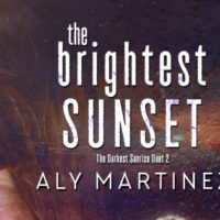 Blog Tour: The Brightest Sunset by Aly Martinez