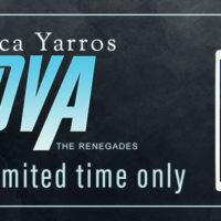 Sale Blitz: NOVA by Rebecca Yarros