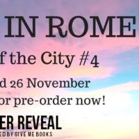 Cover Reveal: When In Rome by C.J. Duggan