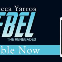 Blog Tour: Rebel by Rebecca Yarros plus REVIEW