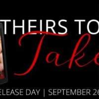 New Release & Review: Theirs To Take by Laura Kaye #Giveaway