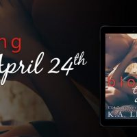Cover Reveal: Blood Type, Blood Match, and Blood Cure by K.A. Linde