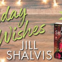 Release Day Launch for Holiday Wishes by Jill Shalvis #Review #Excerpt