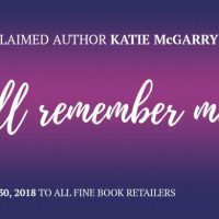 Waiting on Wednesday: Say You'll Remember Me by Katie McGarry