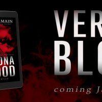 Cover Reveal: Verona Blood by Lili St. Germain
