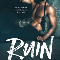 Cover Reveal: Ruin by Samantha Towle