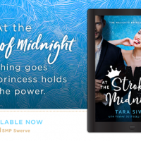 Release Blitz: At The Stroke of Midnight by Tara Sivec