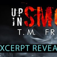 Excerpt Reveal: Up In Smoke by T.M. Frazier