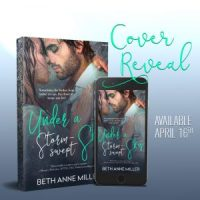 Cover Reveal: Under A Storm-Swept Sky by Beth Anne Miller