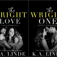 Cover Reveal: The Wright Duet by K.A. Linde