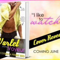 Cover Reveal: The Varlet and The Voyeur by Penny Reid and L.H. Cosway