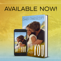 Release Day for Up To You by Daisy Prescott plus GIVEAWAY