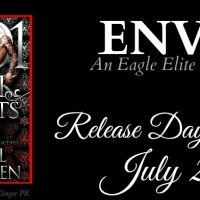 Release Day Launch: Envy by Rachel Van Dyken