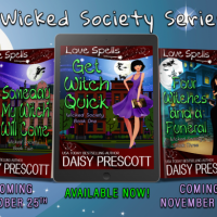 New Release & Review: Get Witch Quick by Daisy Prescott