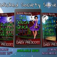 Release Blitz: Get Witch Quick by Daisy Prescott